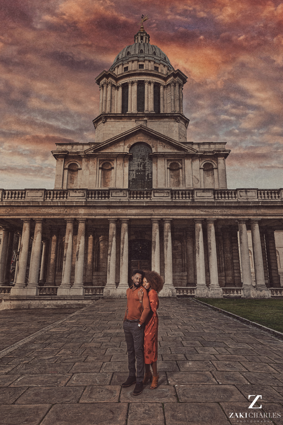 London City Engagement Session, Sam and Jude fine art photography 2