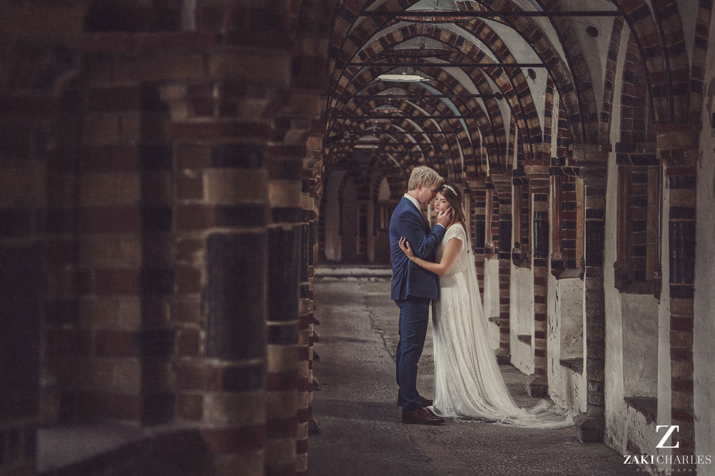 Wedding photoshoot in Oxford