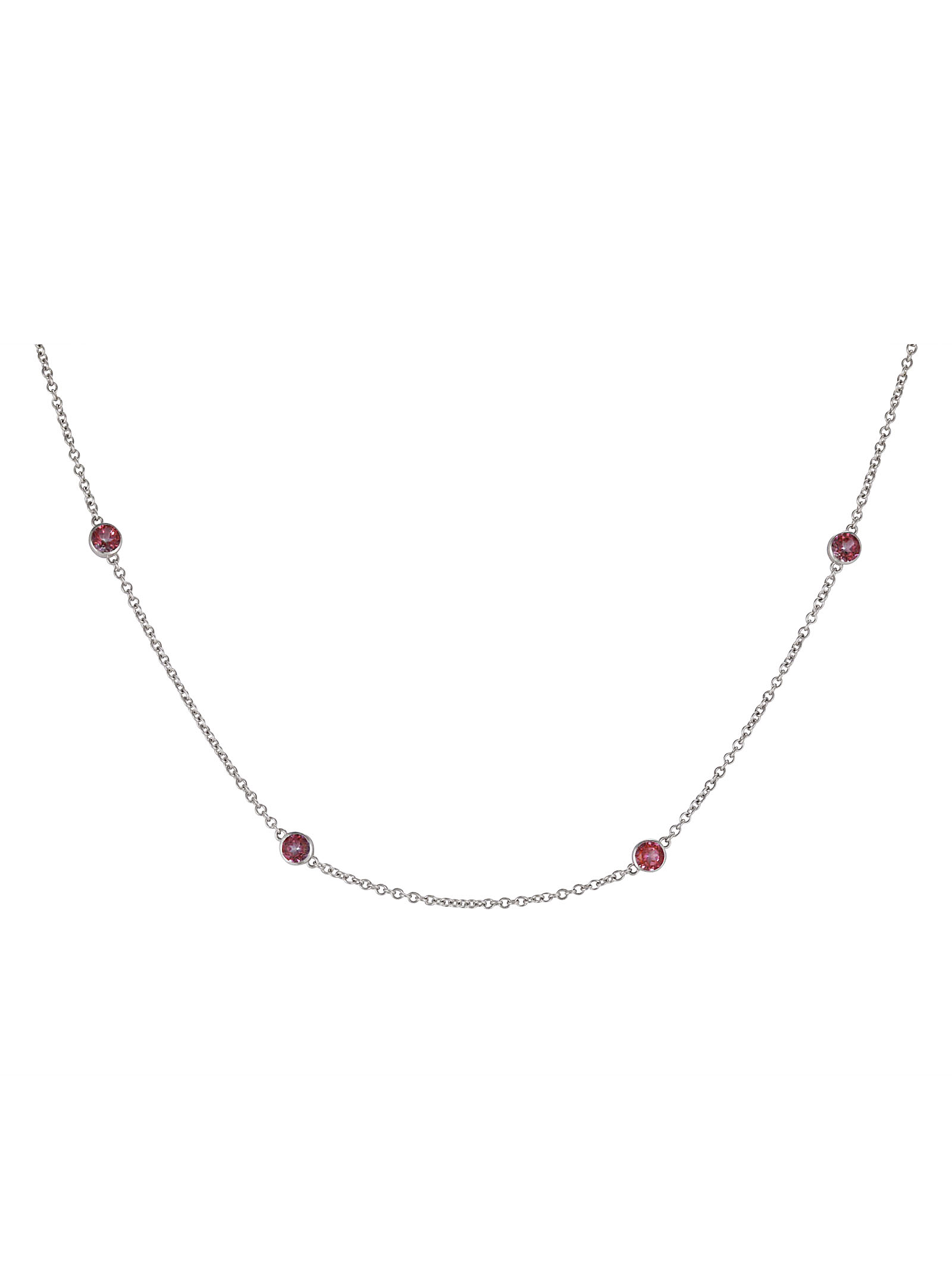 Passion Pink Necklace