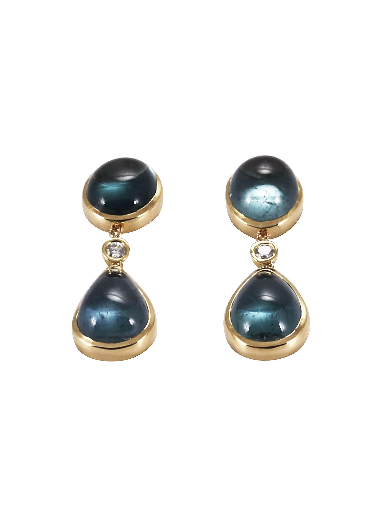 Edenrock Blue Earrings