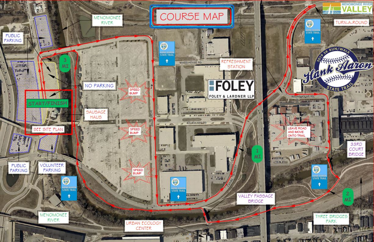Click image to download course map.