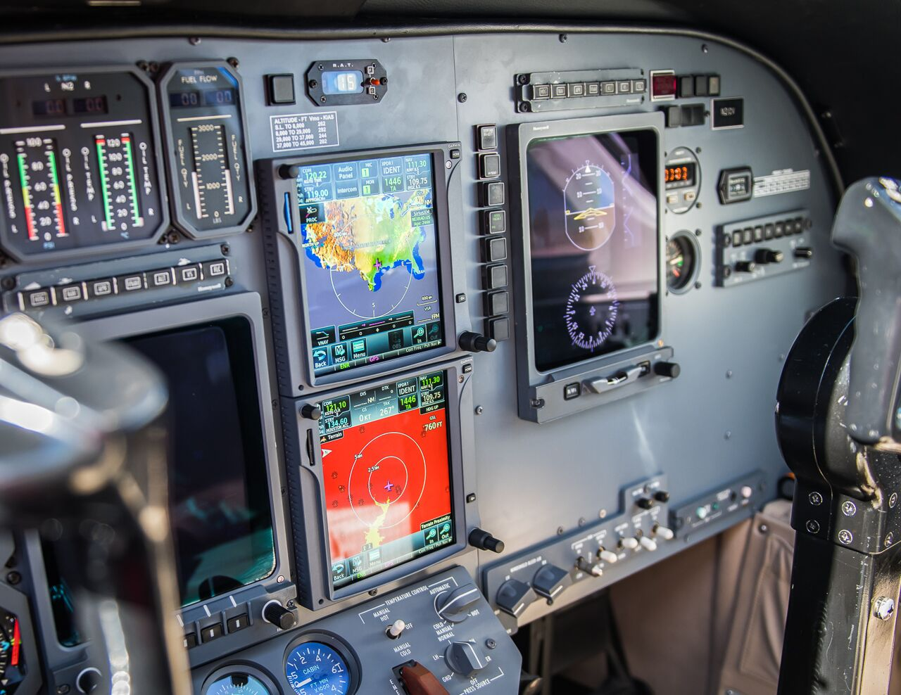 Panel Design & Installation — Avionics Support Specialists