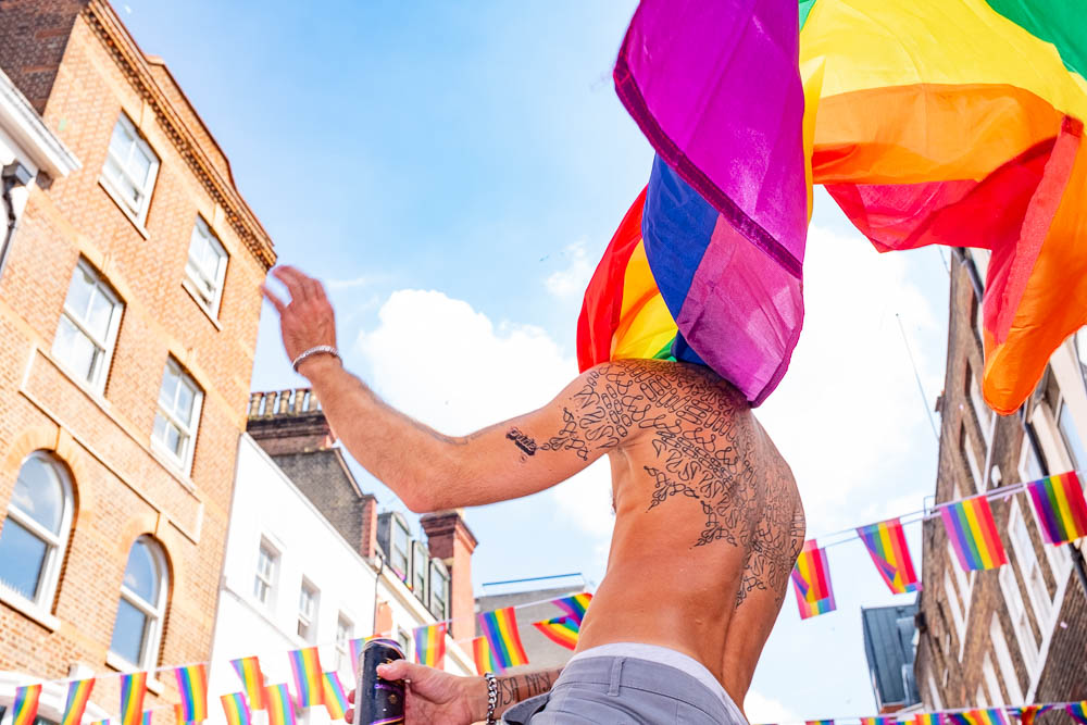 Fishing With Dynamite At Pride - See more…