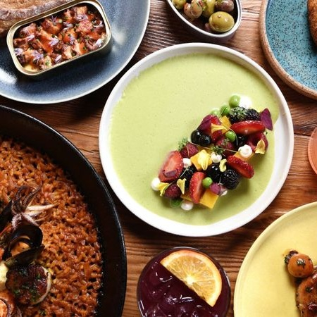 AT OTOÑO, MODERN SPANISH COOKING WITH AN L.A. TWIST     - Los Angeles Times, May 2019
