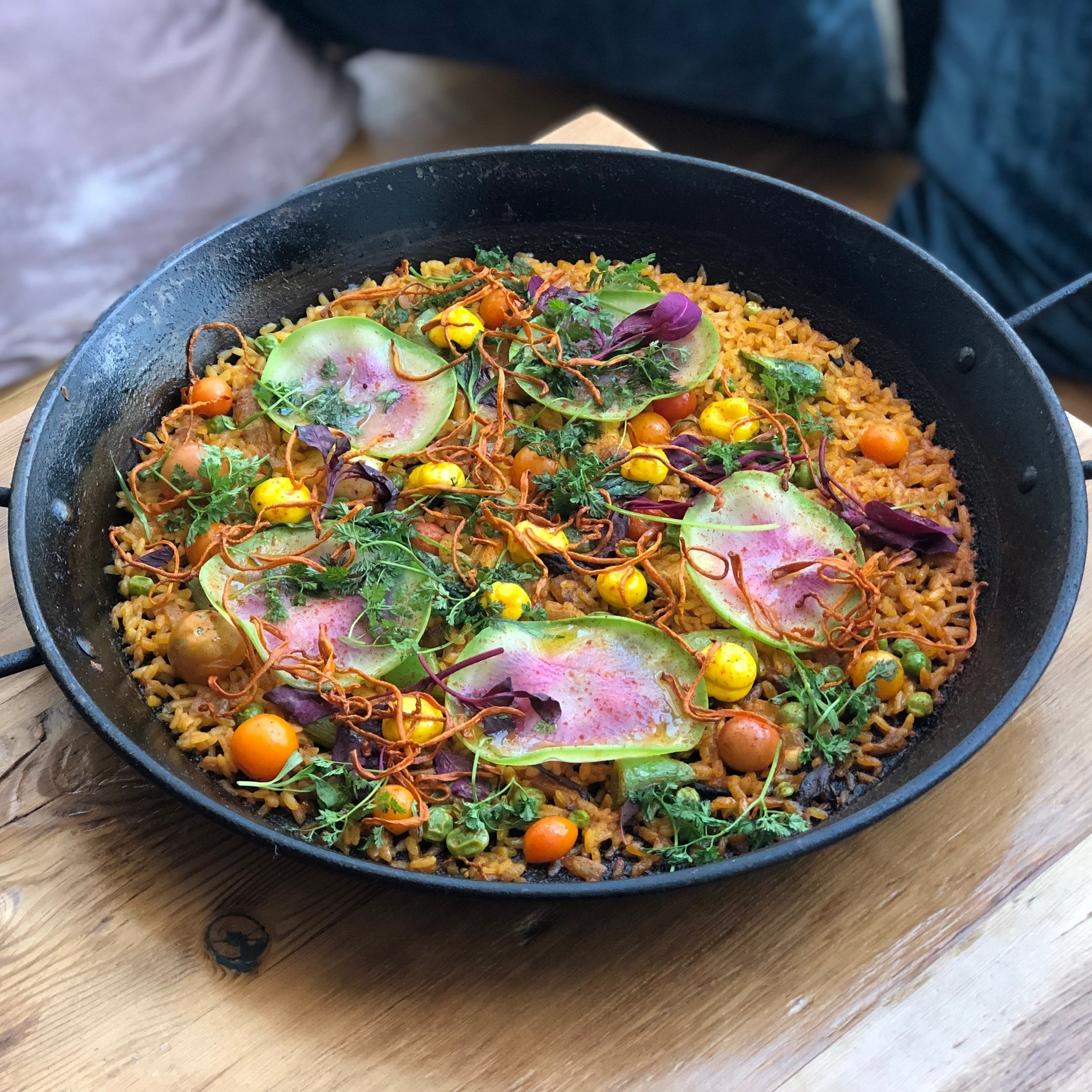 FIRST BITE: ALL THE PAELLA & TAPAS AT OTOÑO IN HIGHLAND PARK     - LA Times, October 4, 2018