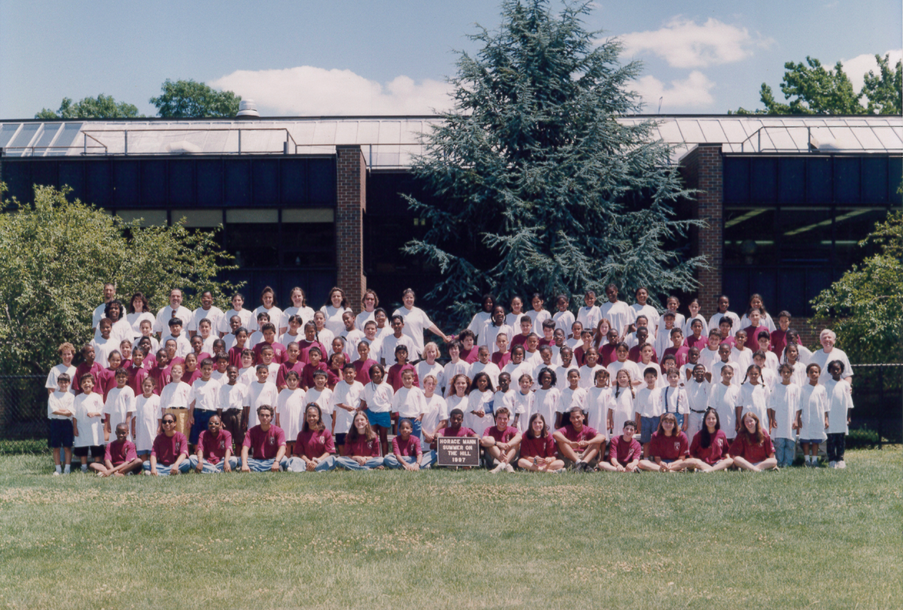 Summer on the Hill 1997
