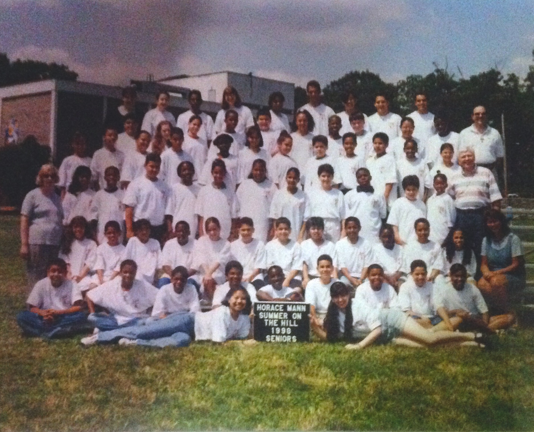 Summer on the Hill 1998