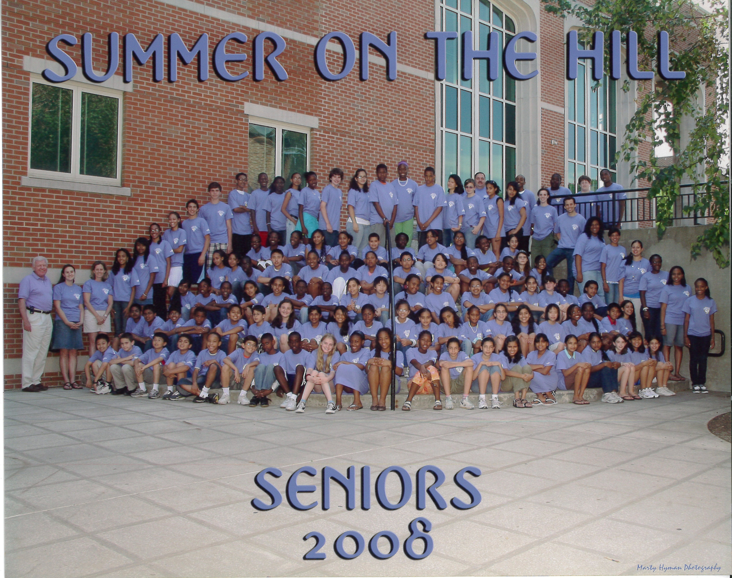 Summer on the Hill 2008