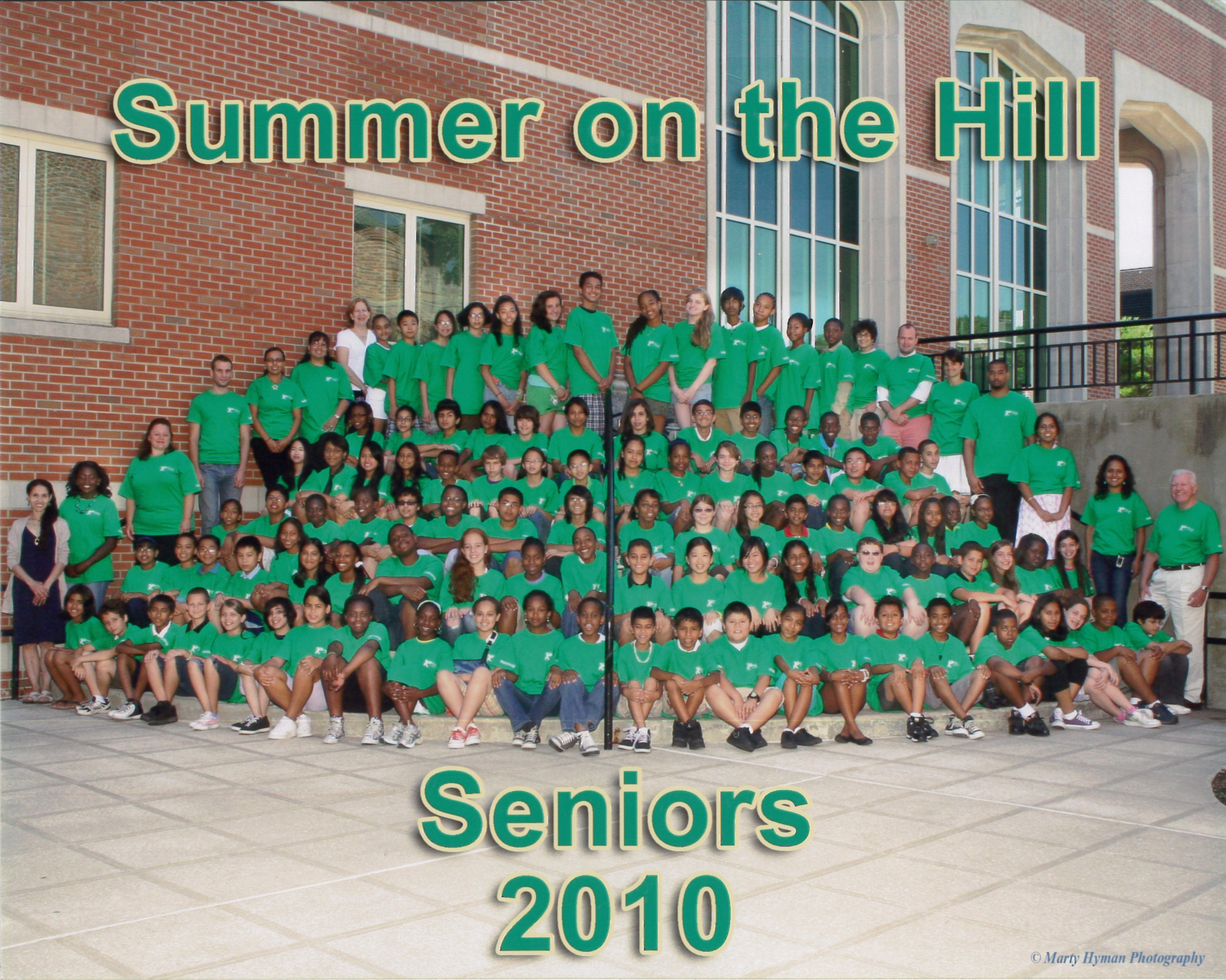Summer on the Hill 2010