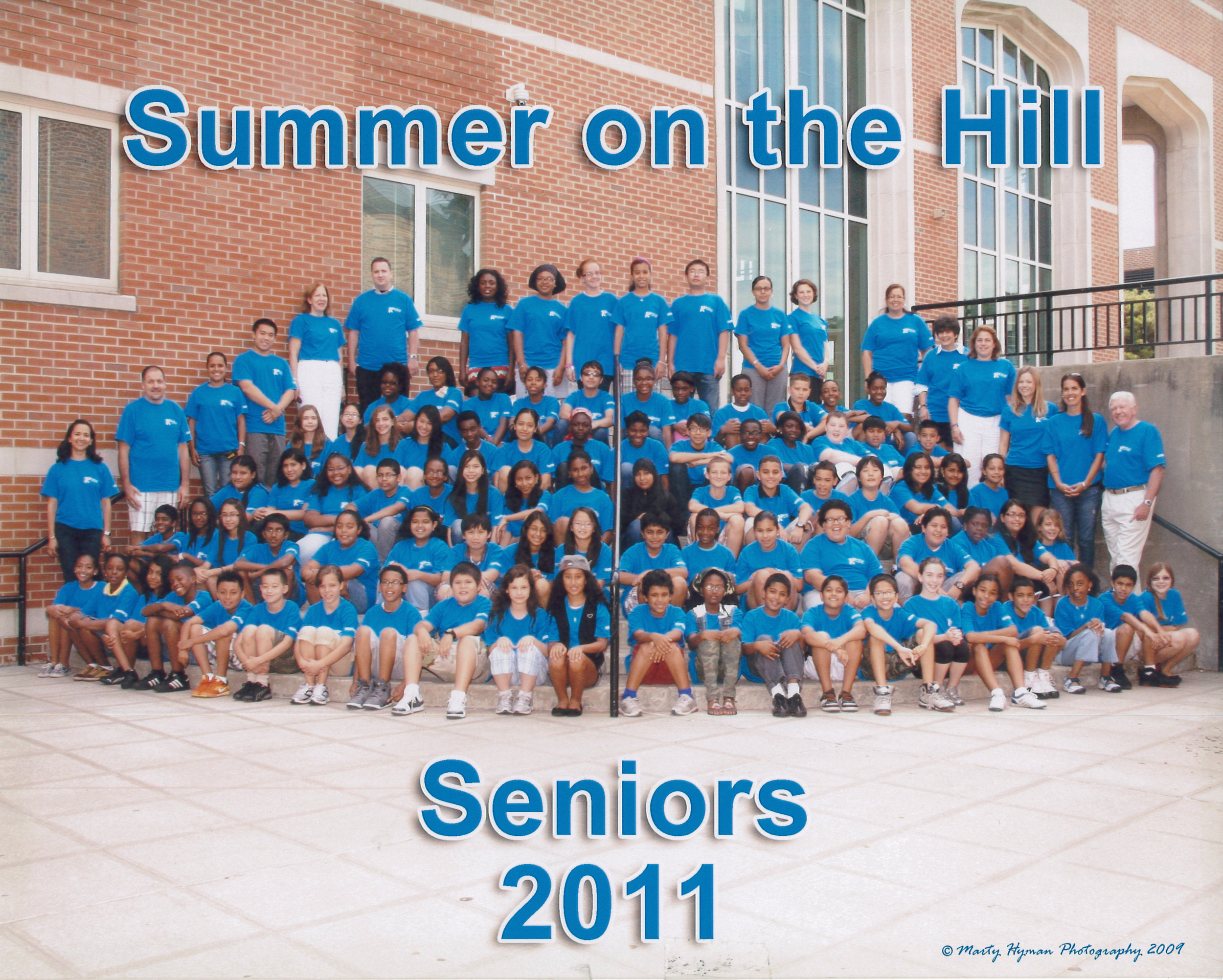 Summer on the Hill 2011