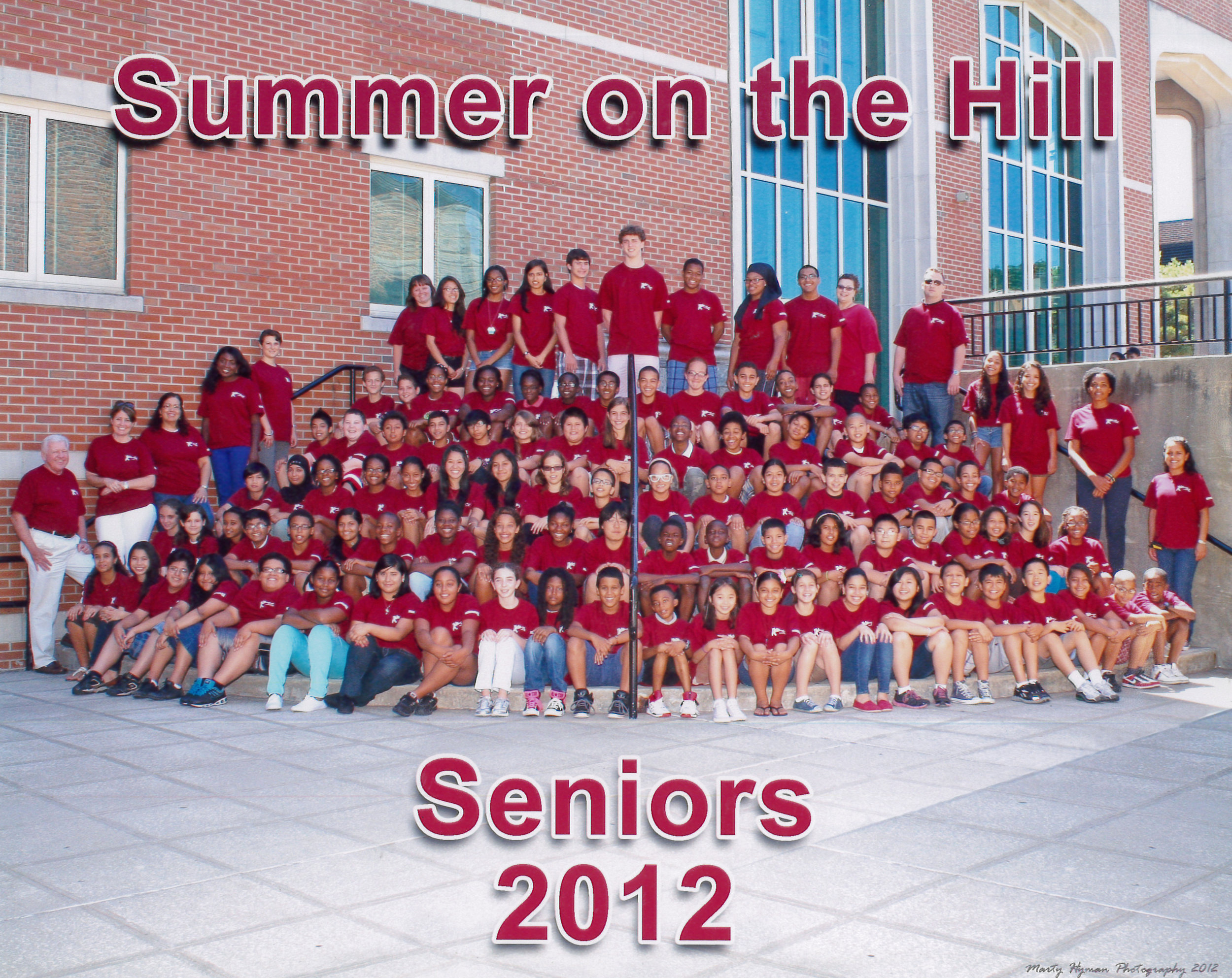 Summer on the Hill 2012