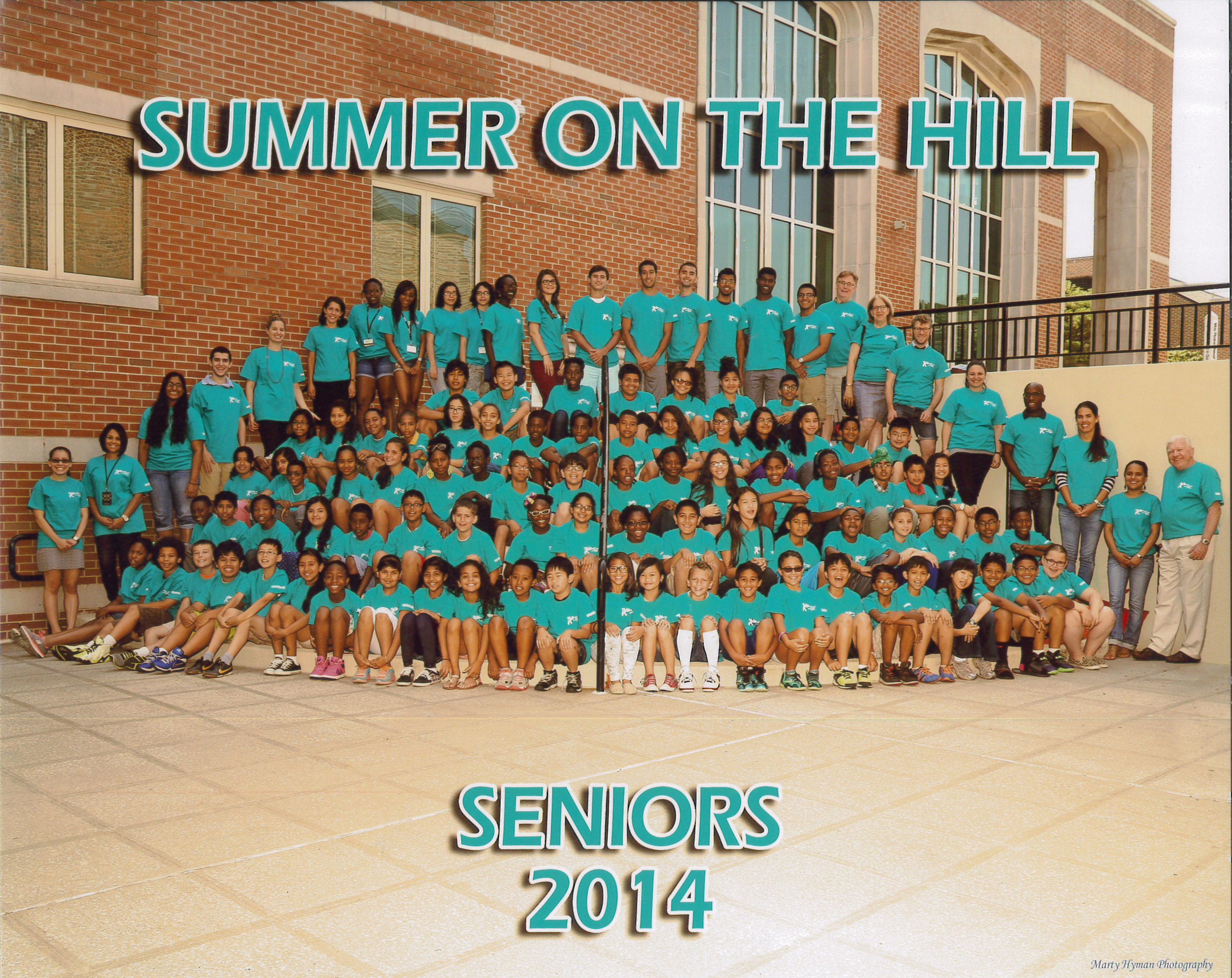 Summer on the Hill 2014