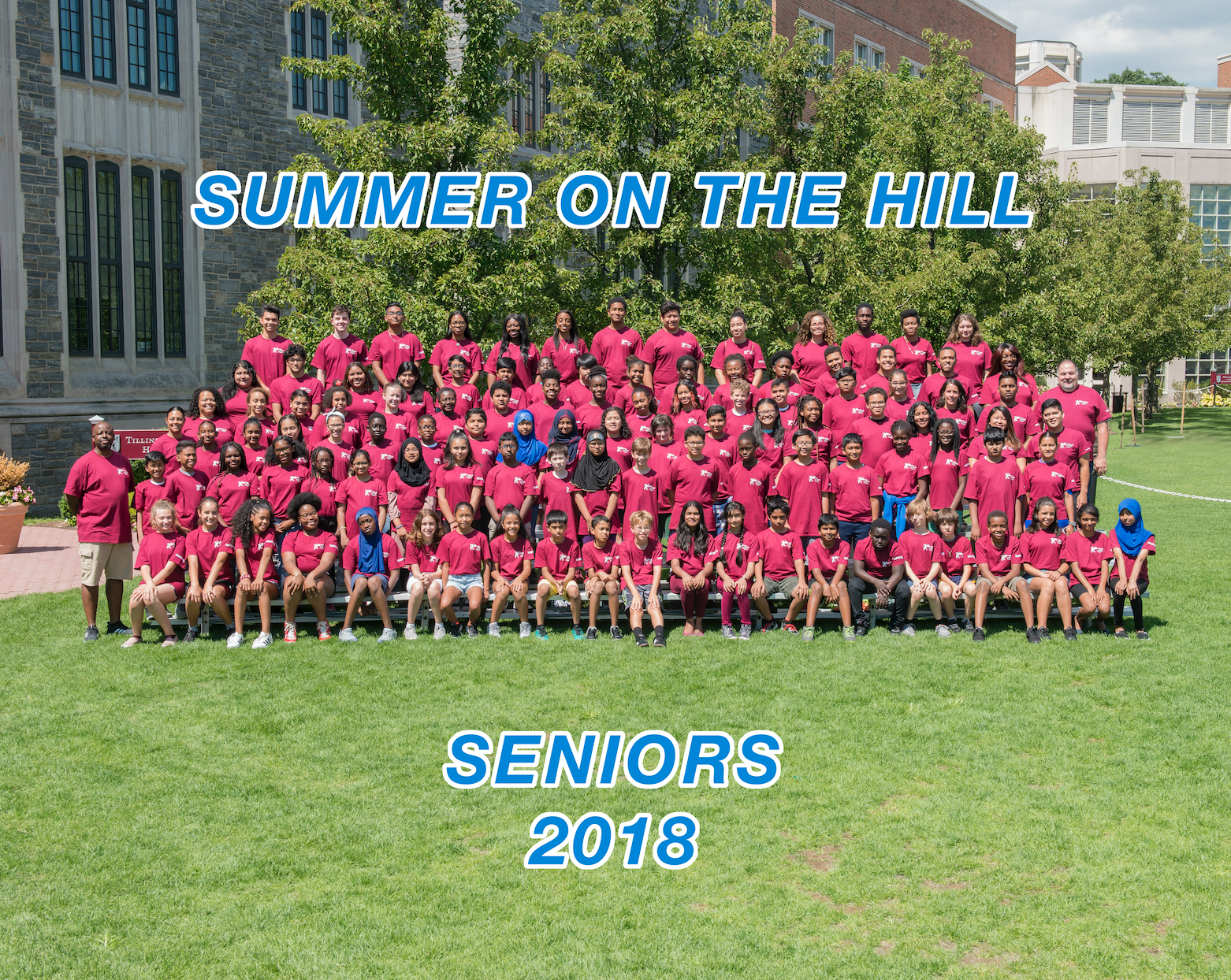 Summer on the Hill 2018