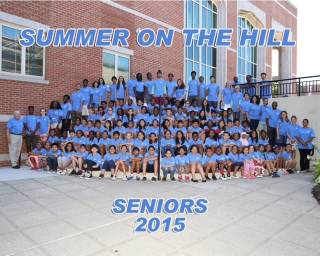 Summer on the Hill 2015