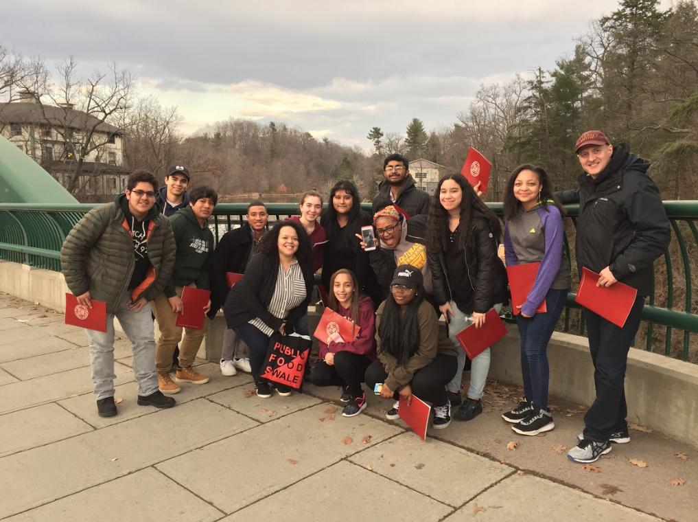 College Visit: Cornell - Feb 2017