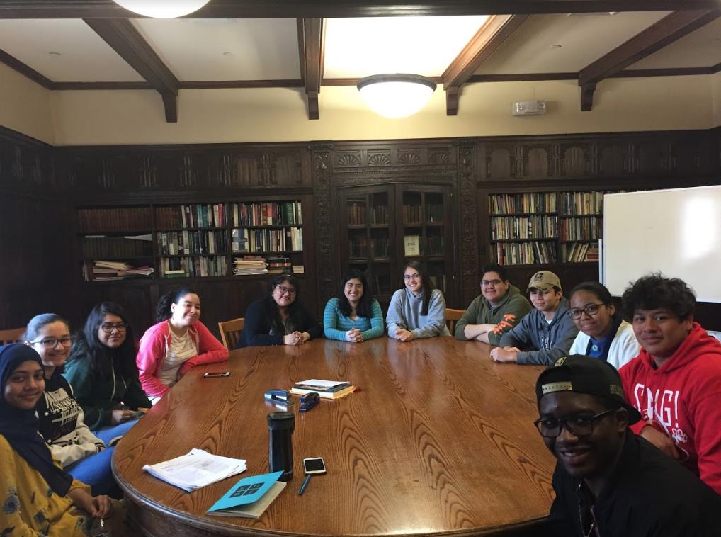High School Seniors Panel - April 2018