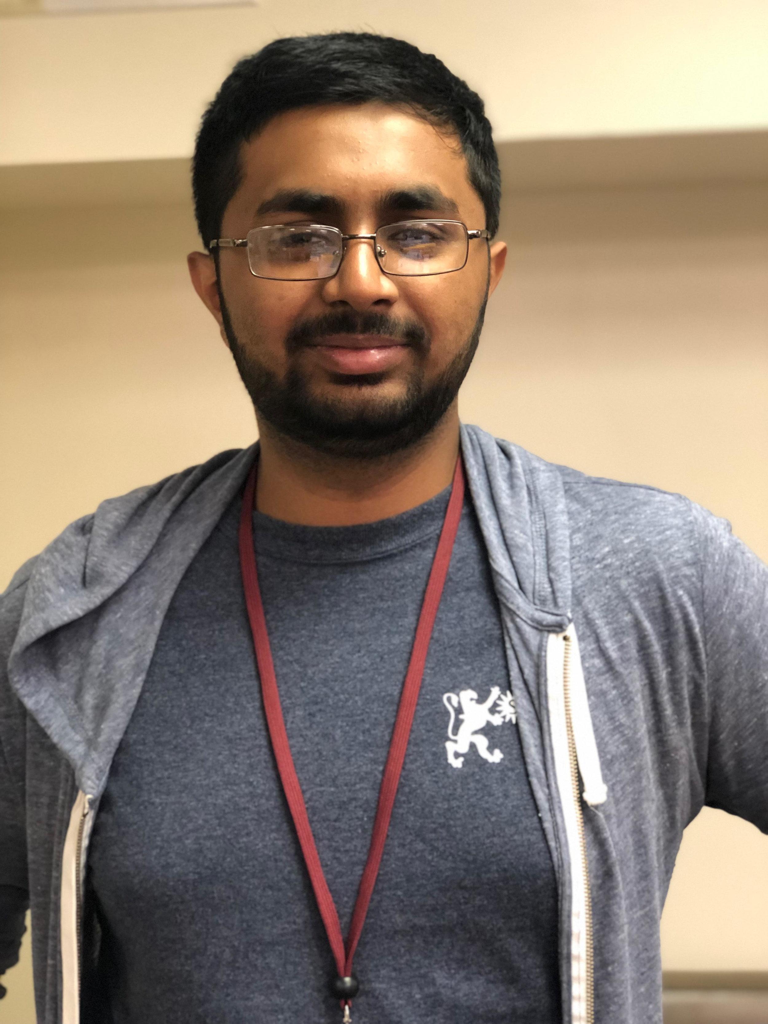 Abdullah Abid - Assistant Teacher/College Intern at Summer on the Hill