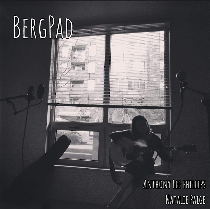 Listen on Bandcamp   (Goodbye) Bergpad Demo is a stripped down acoustic session featuring the lesser-known solo work of Anthony Lee Phillips and Natalie Paige.