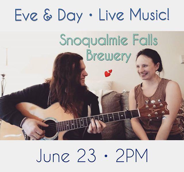 #music #Snoqualmie #SnoqualmieFalls #snoqualmiefallsbrewery #beer #liveMusic