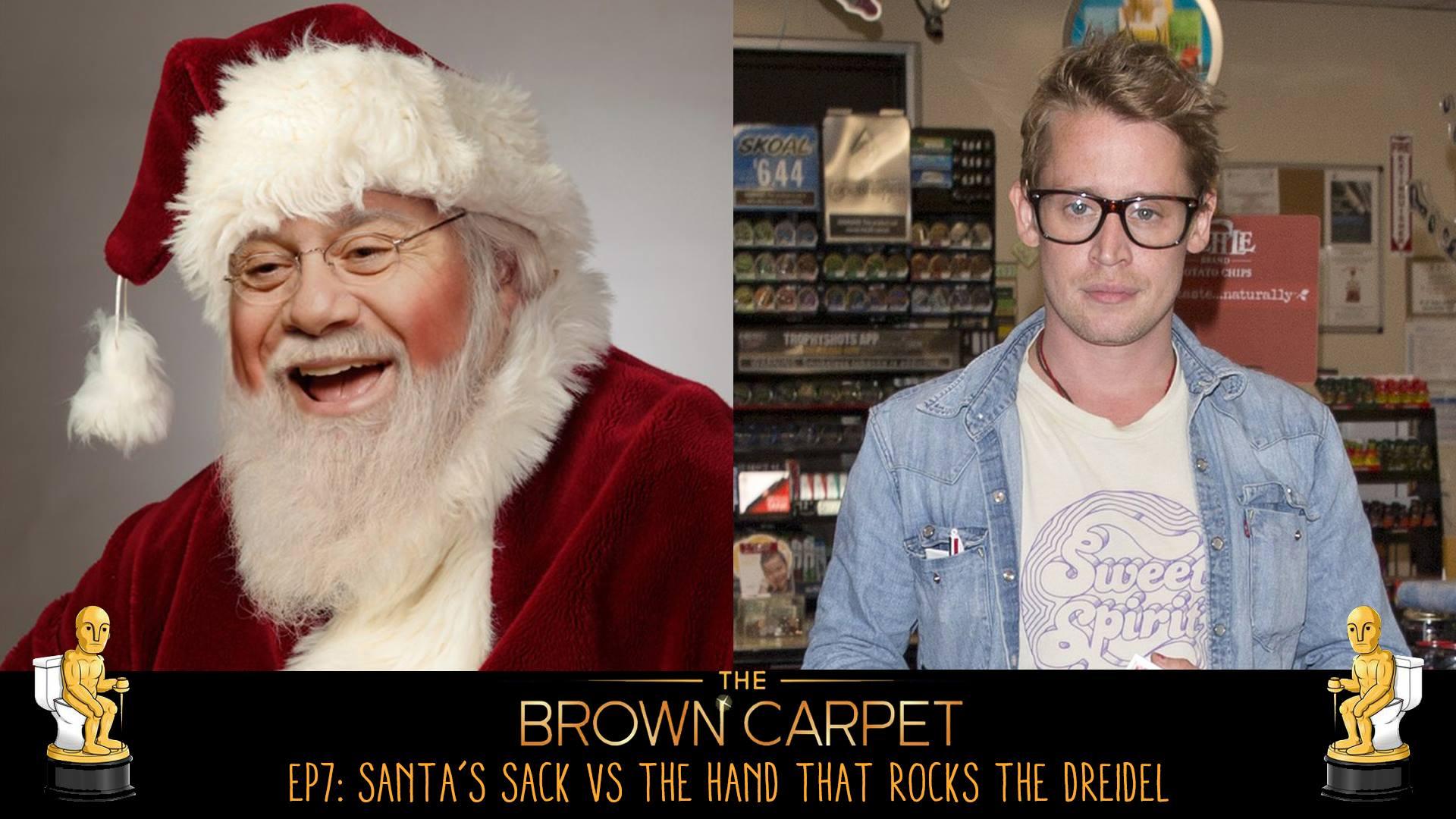 26/12/17 - EP07 - Santa's Sack vs The Hand That Rocks The Dreidel