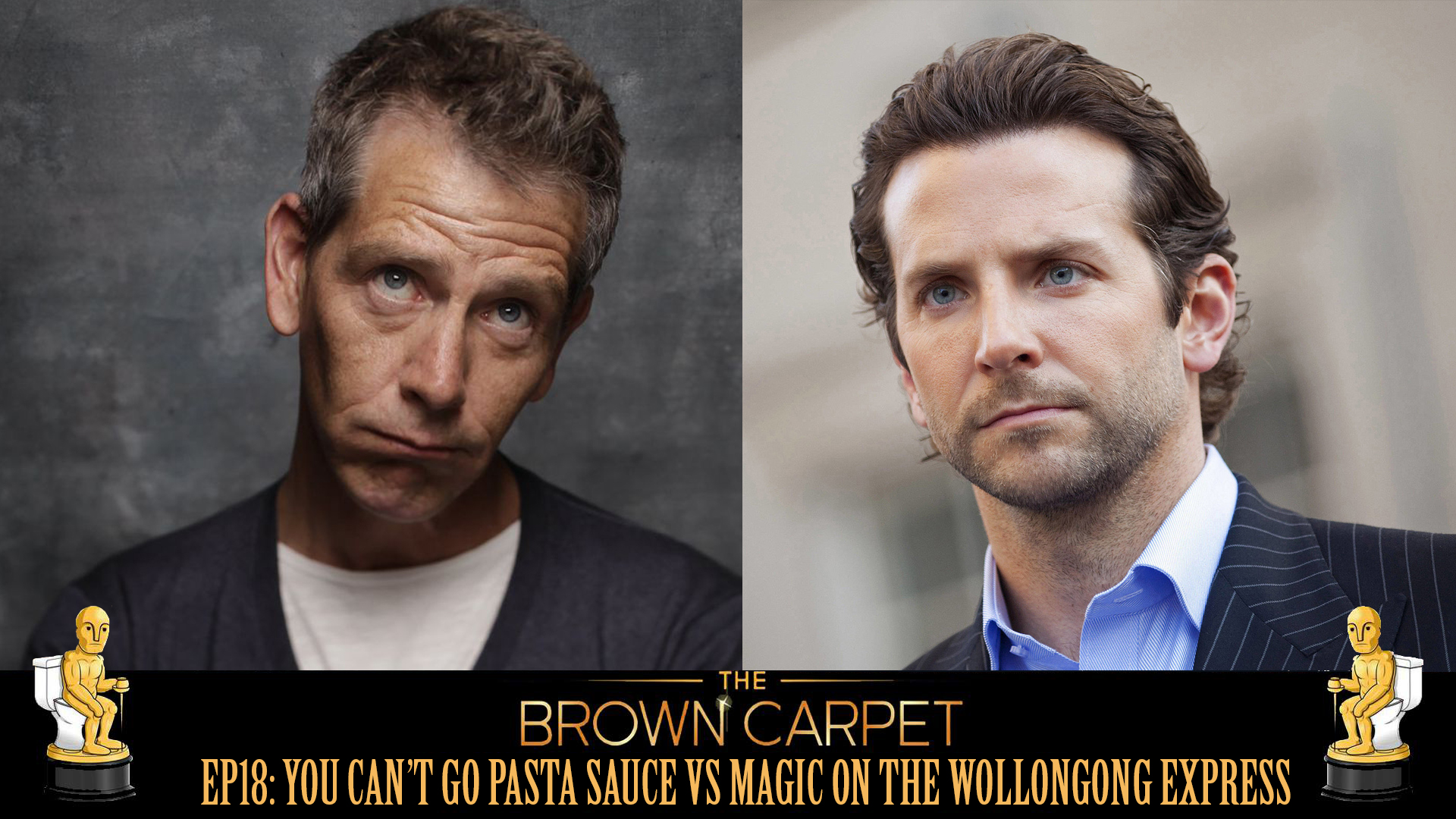 27/03/18 - EP18 - You Can't Go Pasta Sauce As Thick As Love vs Magic on the Wollongong Express