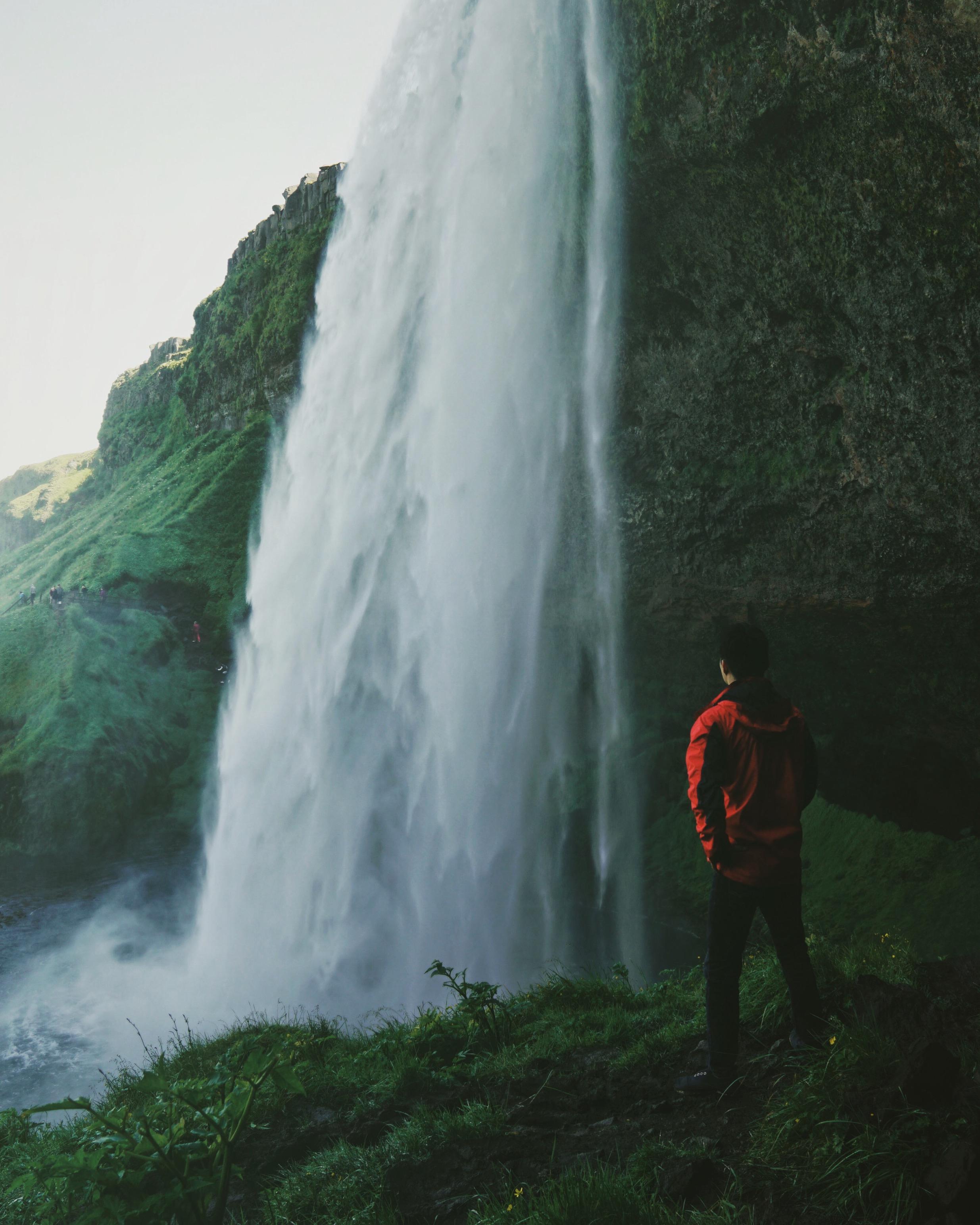 Seljalandsfoss Waterfall -