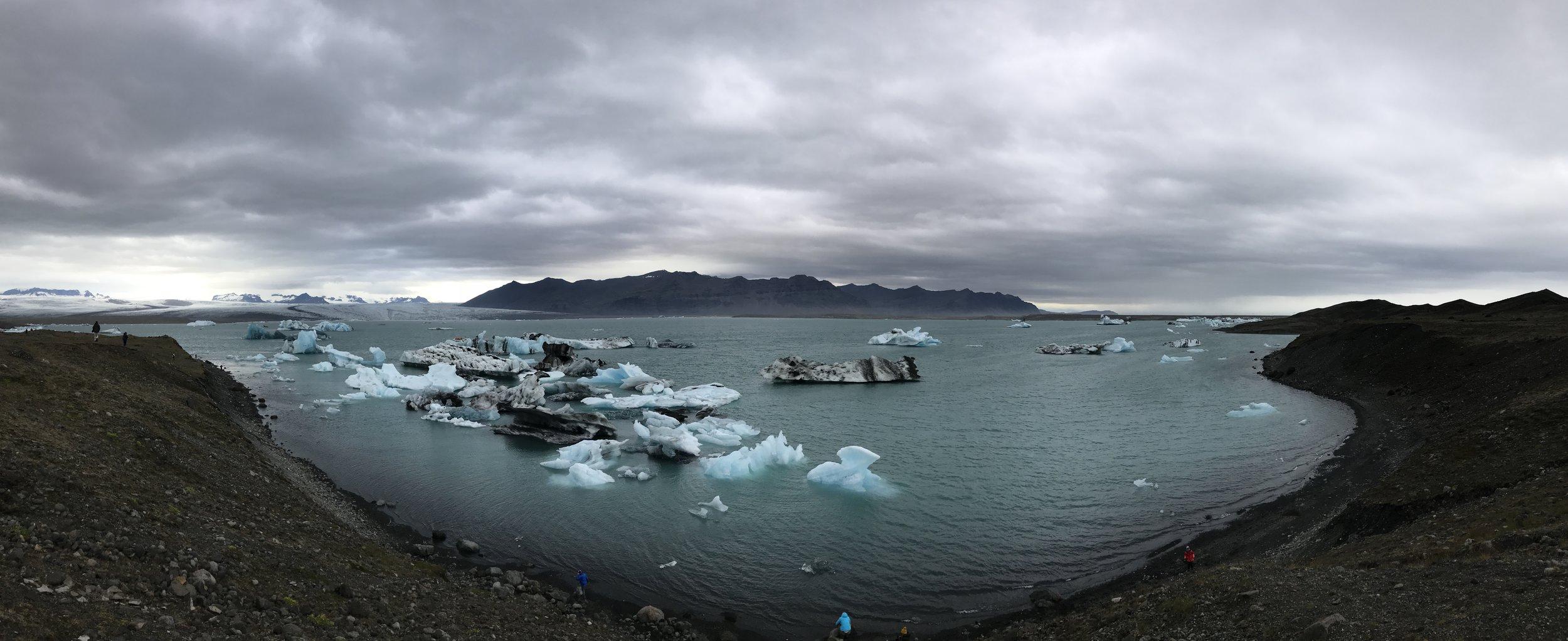 Glacier Lagoon -