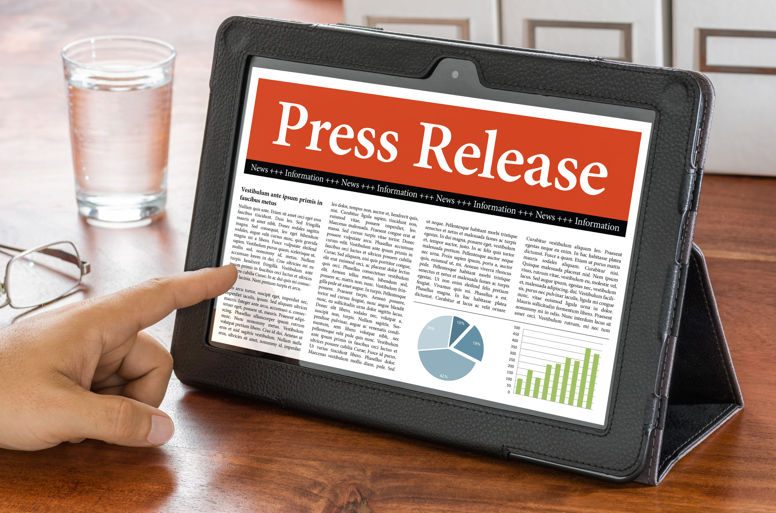 SERP Matrix Press Release Services