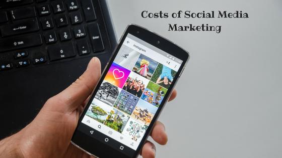 Cost of Social Media Marketing