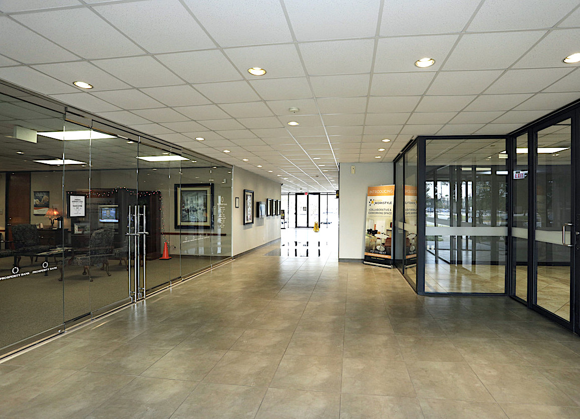 SERP Matrix Lobby Entrance