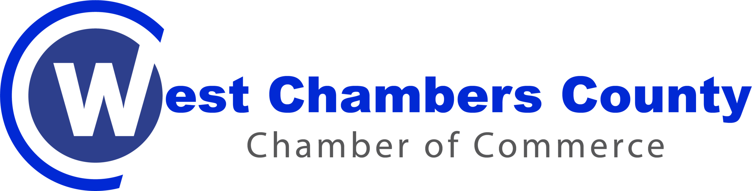West Chambers County Chamber Of Commerce Logo Design by SERP Matrix