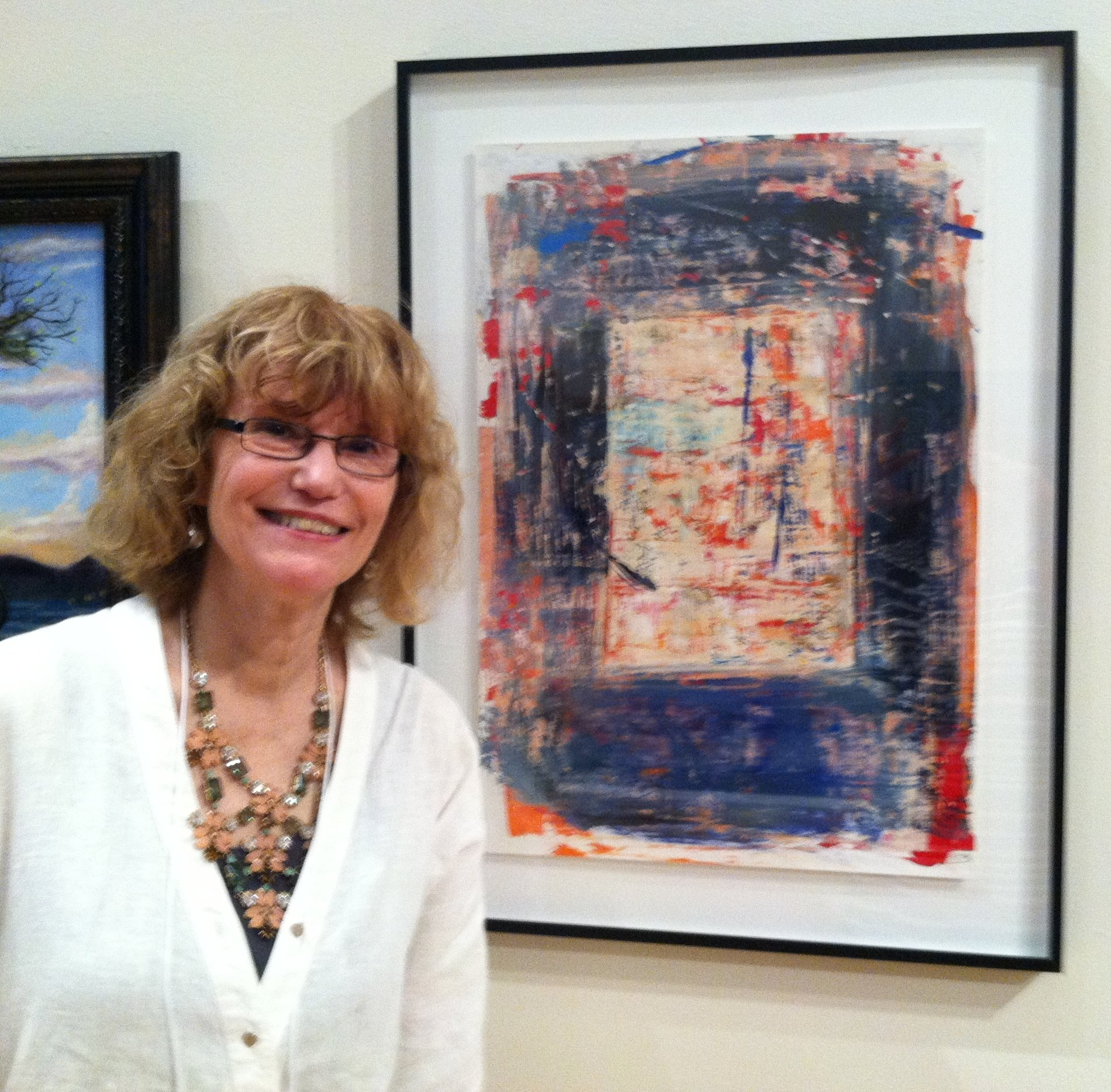 About ME - I have always loved abstract art. My favorite quote from author Azar Nafisi is: