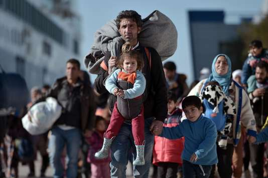 Photo by Louisa Gouliamaki/AFP