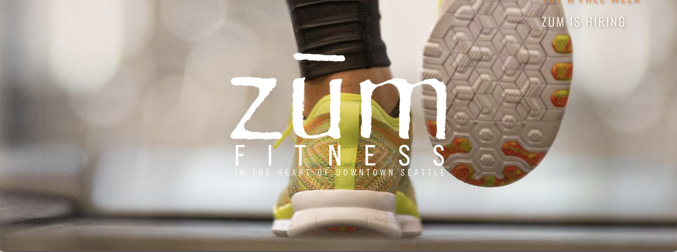 ZUM Fitness - ZUM Fitness was founded in 2002 on one simple principle: fitness is not a destination, it's a lifelong journey. That's why we created a fun, friendly place where personalized fitness experiences are the rule, not the exception. Going to the gym should be the highlight of your day.ZUM Fitness is a rare gym that doesn't feel like a gym. And it is a place we have been training and teaching at since 2009.