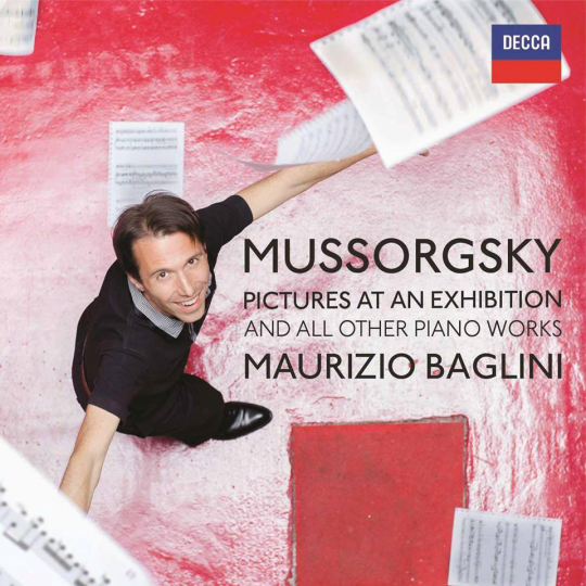 MUSSORGSKY  Pictures at an exhibition and all other piano works Maurizio Baglini, piano 2014 Decca 481 1413 DH2 DDD CD  recensioni  |  reviews