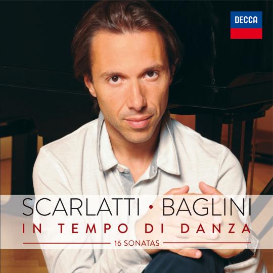 SCARLATTI  In tempo di danza (16 Piano Sonatas) Maurizio Baglini, piano 2014 Decca 481 0797 DH DDD CD  recensioni  |  reviews