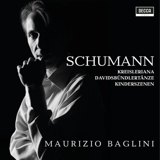 SCHUMANN  Kreisleriana | Davidsbündlertänze | Kinderszenen Maurizio Baglini, piano 2018 Decca 481 6873 DH DDD CD  recensioni  |  reviews