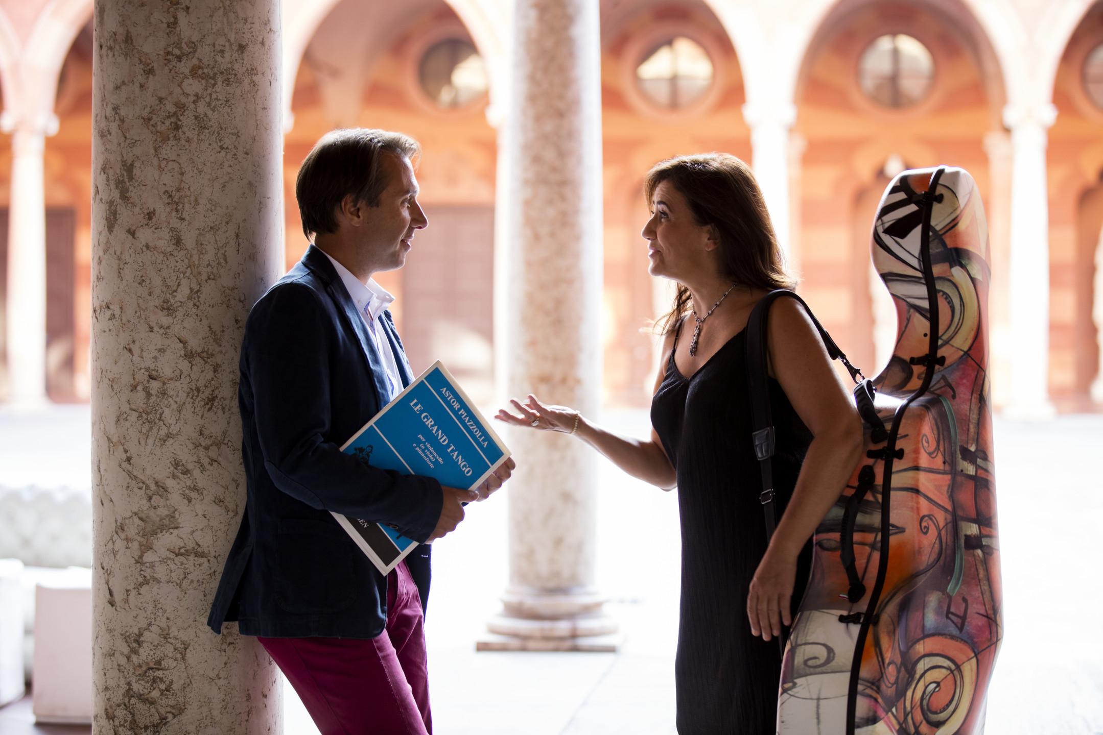 Silvia Chiesa e Maurizio Baglini by Davide Cerati (3).jpg