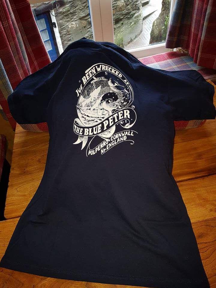 Mens T-Shirt (Design on back, Logo on front) - £17.95