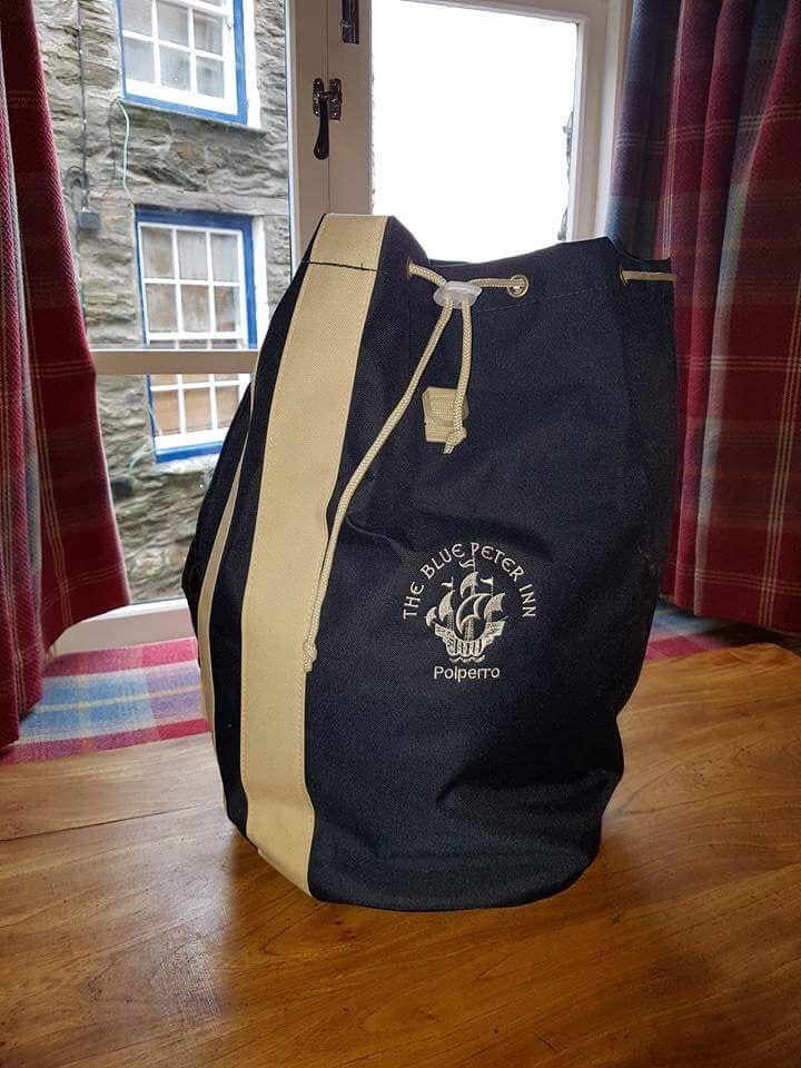 Dufflebag/Racksack - £25.00
