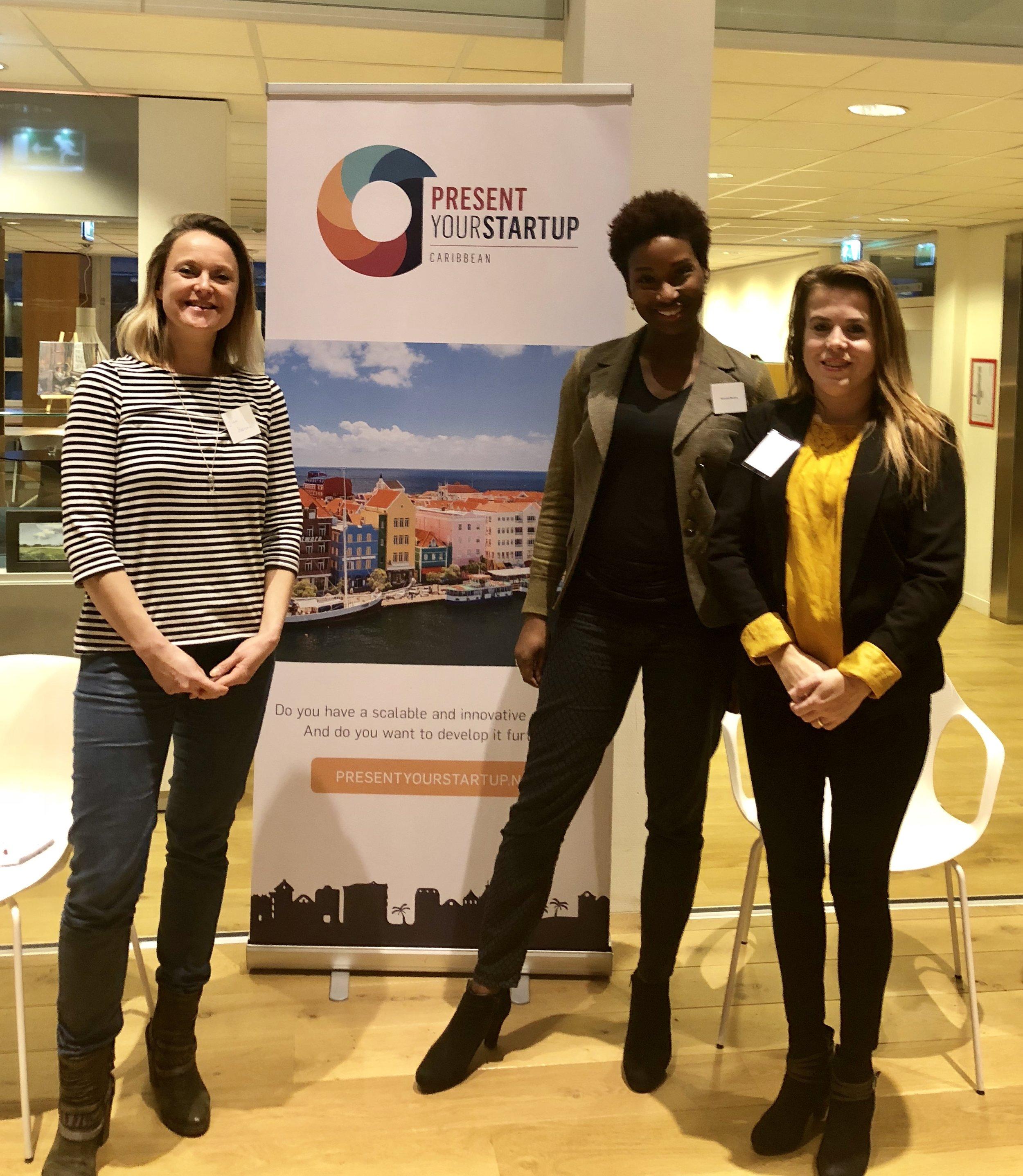 Jildous Steensma, Milouska Meulens, Valerie Vallenduuk @University Wageningen Netherlands