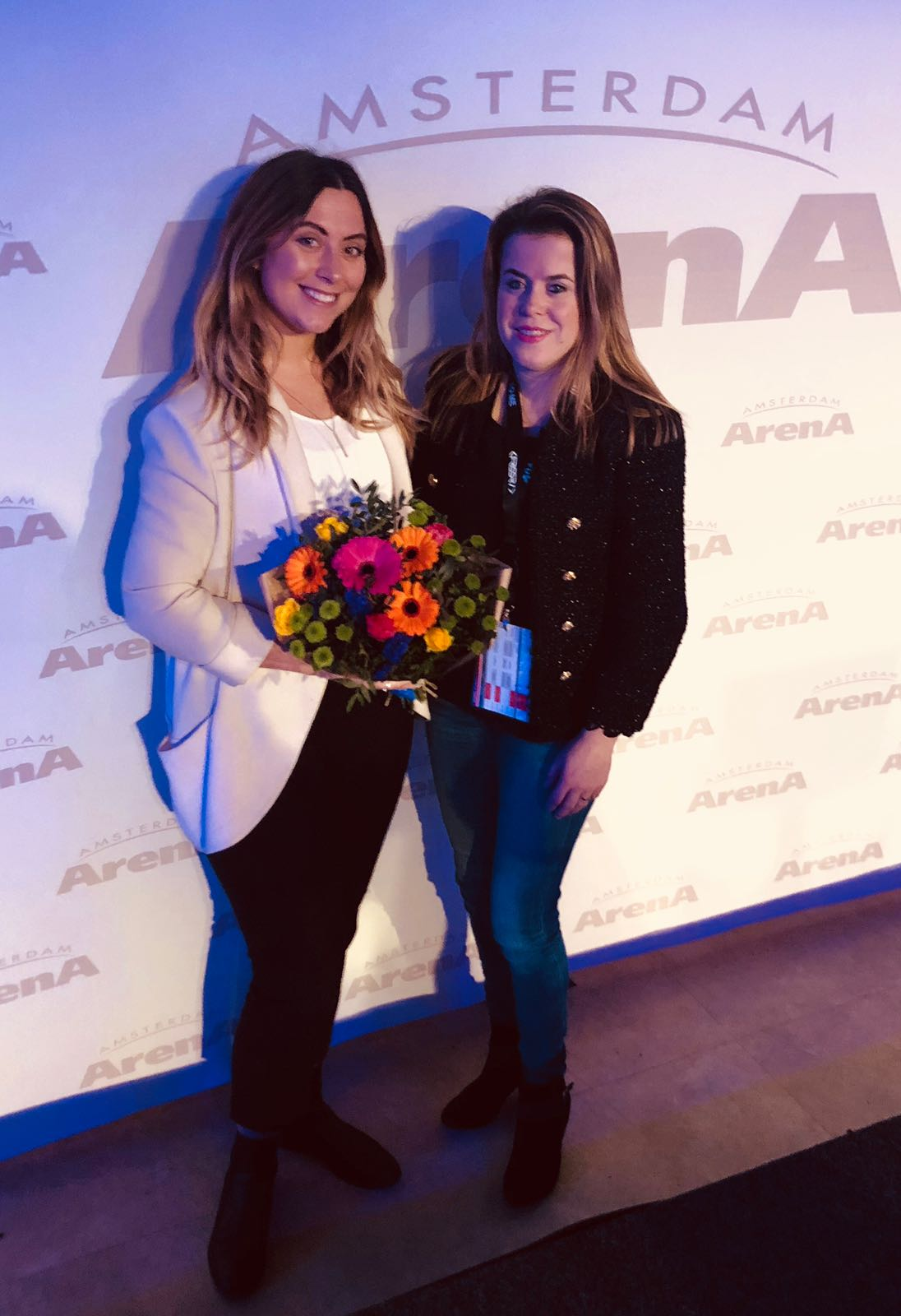 1st Prize winner Aleksandra Dragozet of Sea Going Green won international travel and accommodation costs on Curacao and Sint Maarten.