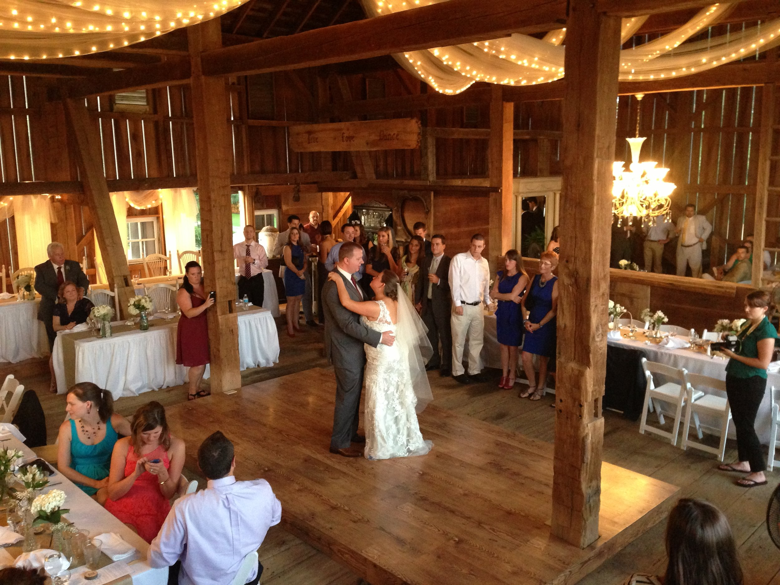 Country Wedding DJ in Nappanee