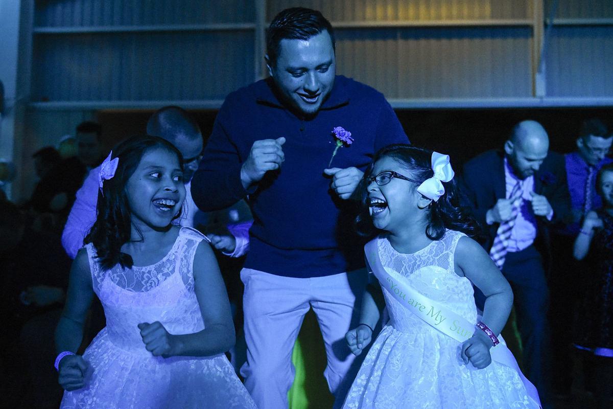 Goshen Daddy-Daughter Dance Fun