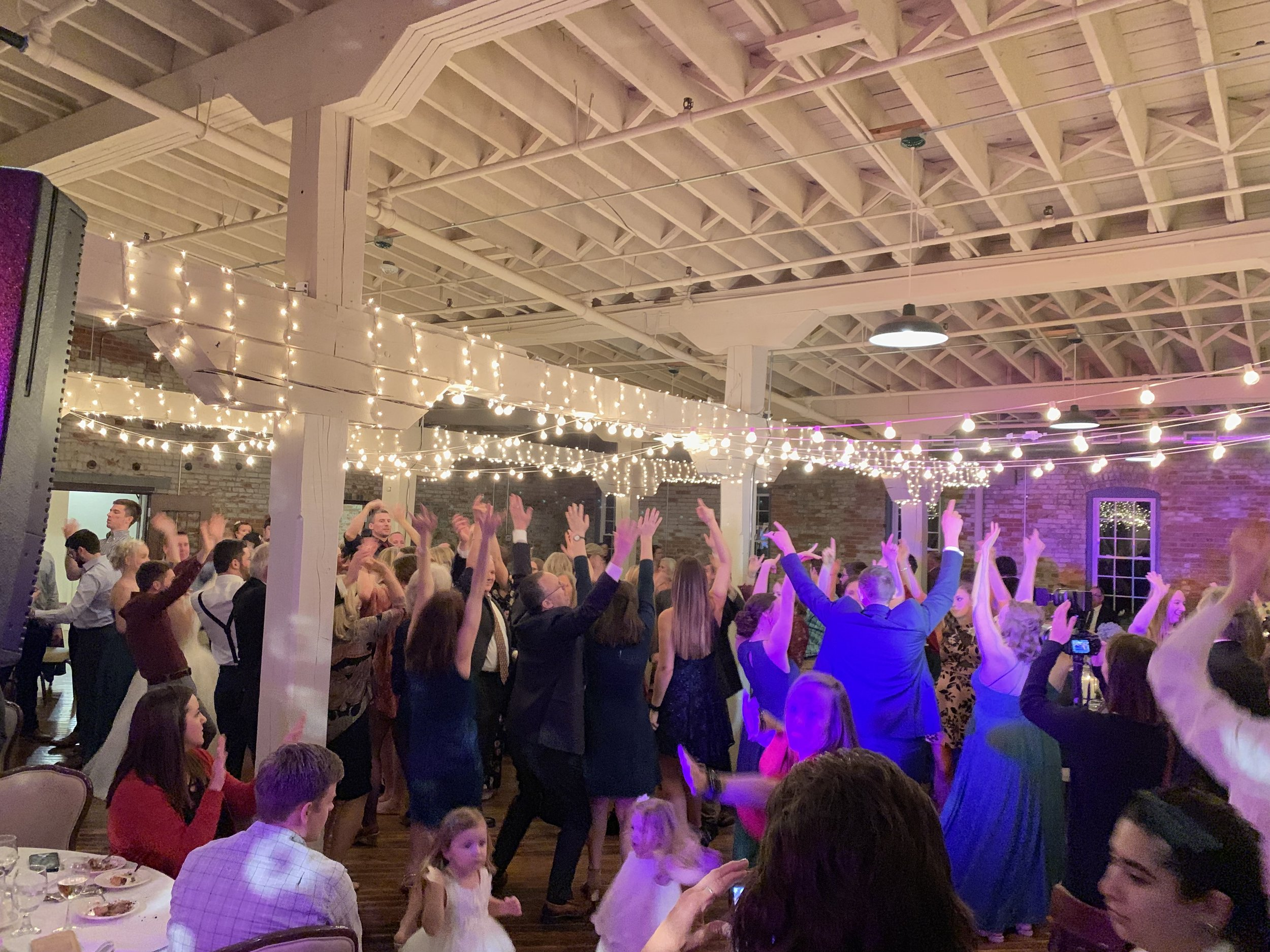 Old Bag Factory Wedding DJ