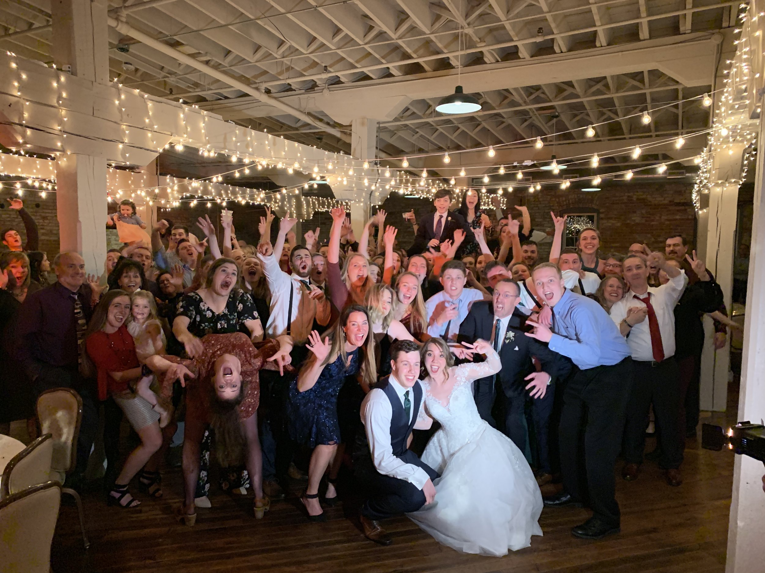 Goshen Wedding Reception