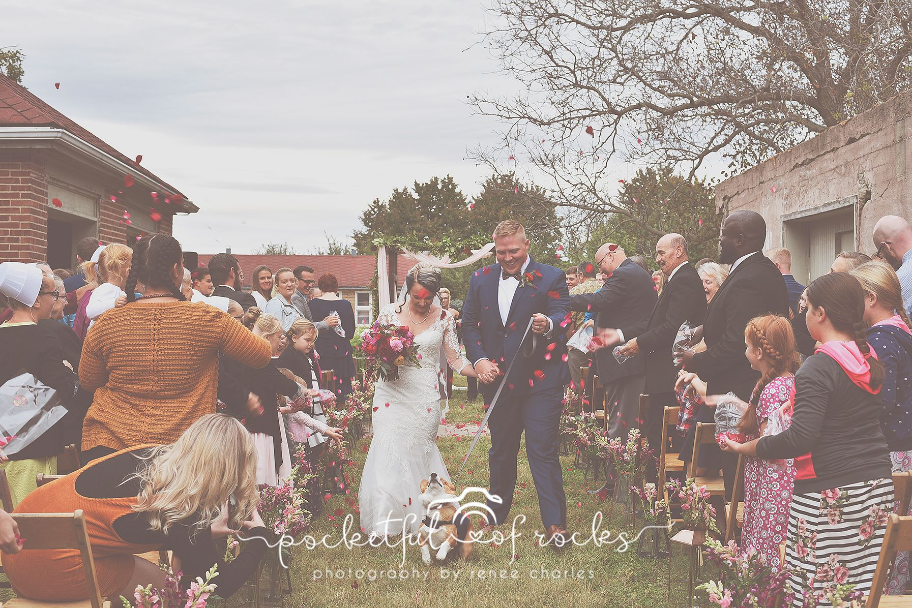 Sylvan Cellars Wedding Recessional