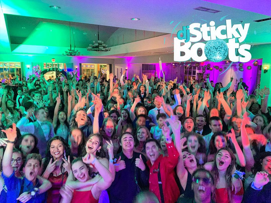 Southwest Michigan Prom DJ at Shadowland Ballroom