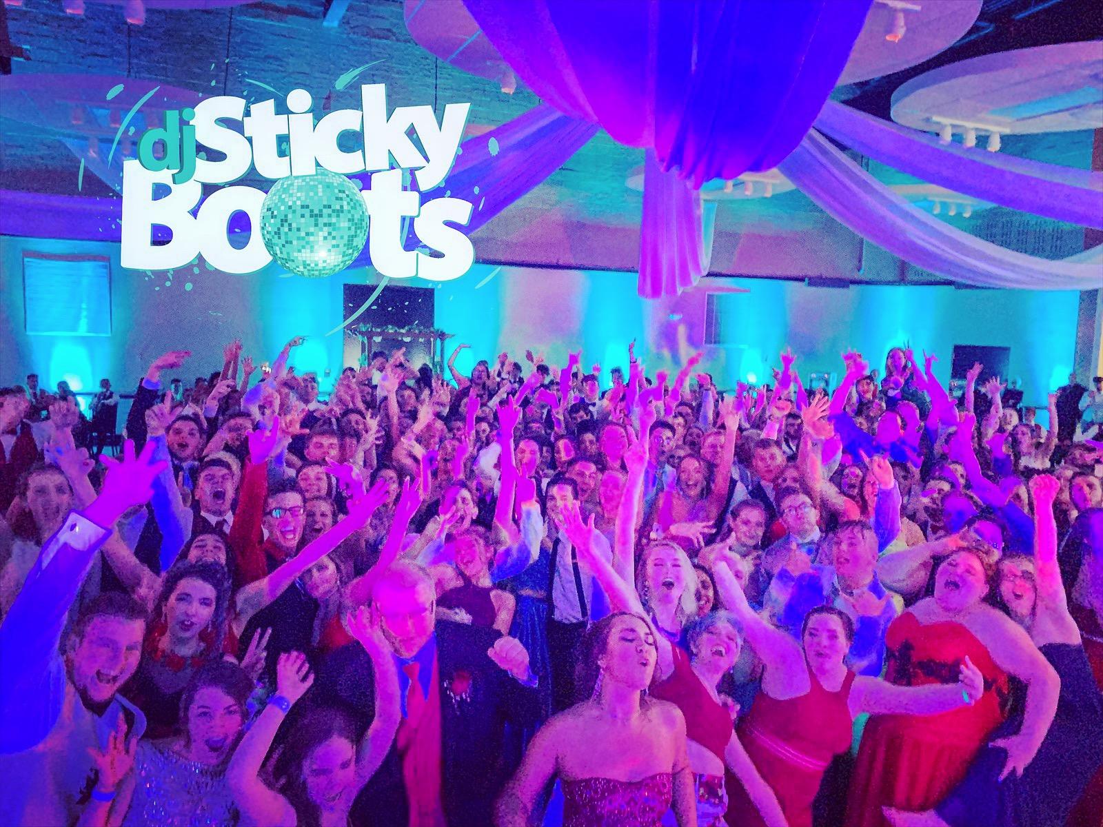 Mishawaka Prom DJ  Photo credit: DJ Sticky Boots