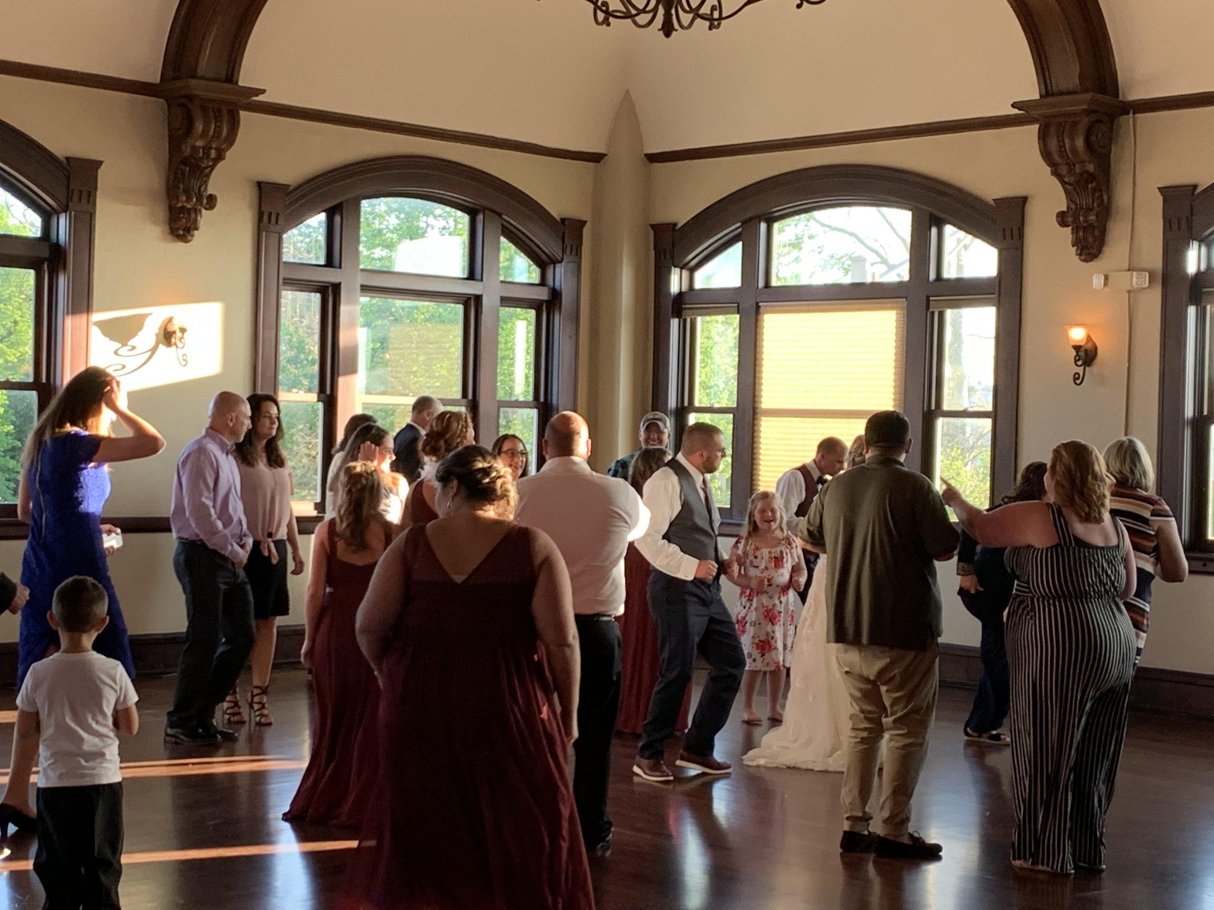 Spohn Ballroom dancing